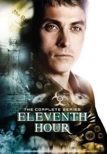 Jedenasta godzina / Eleventh Hour (2008-2009) Sezon 1 PL.DVDRip.XviD-DeiX / Lektor PL
